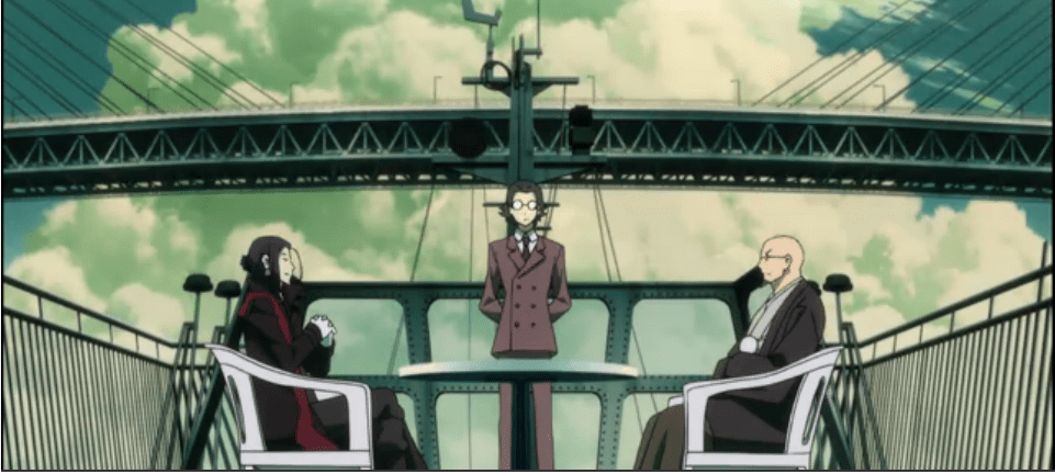OWLS Blog Tour] The Guise of Diplomacy : Bungou Stray Dogs